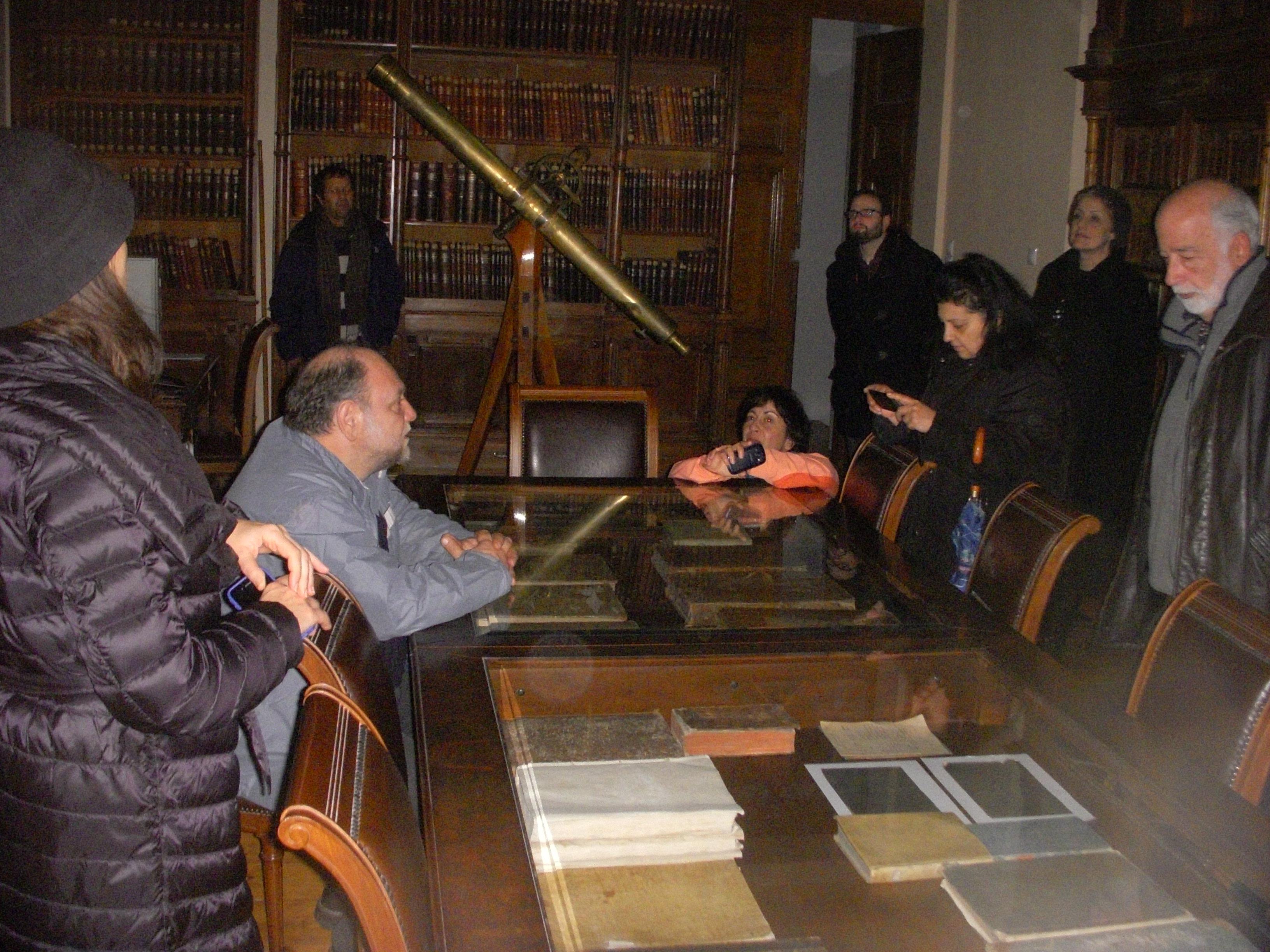 Συνεδρίαση των μελών του Δικτύου Μουσείων και Πολιτιστικών Φορέων Αθηνών στο ΕΑΑ